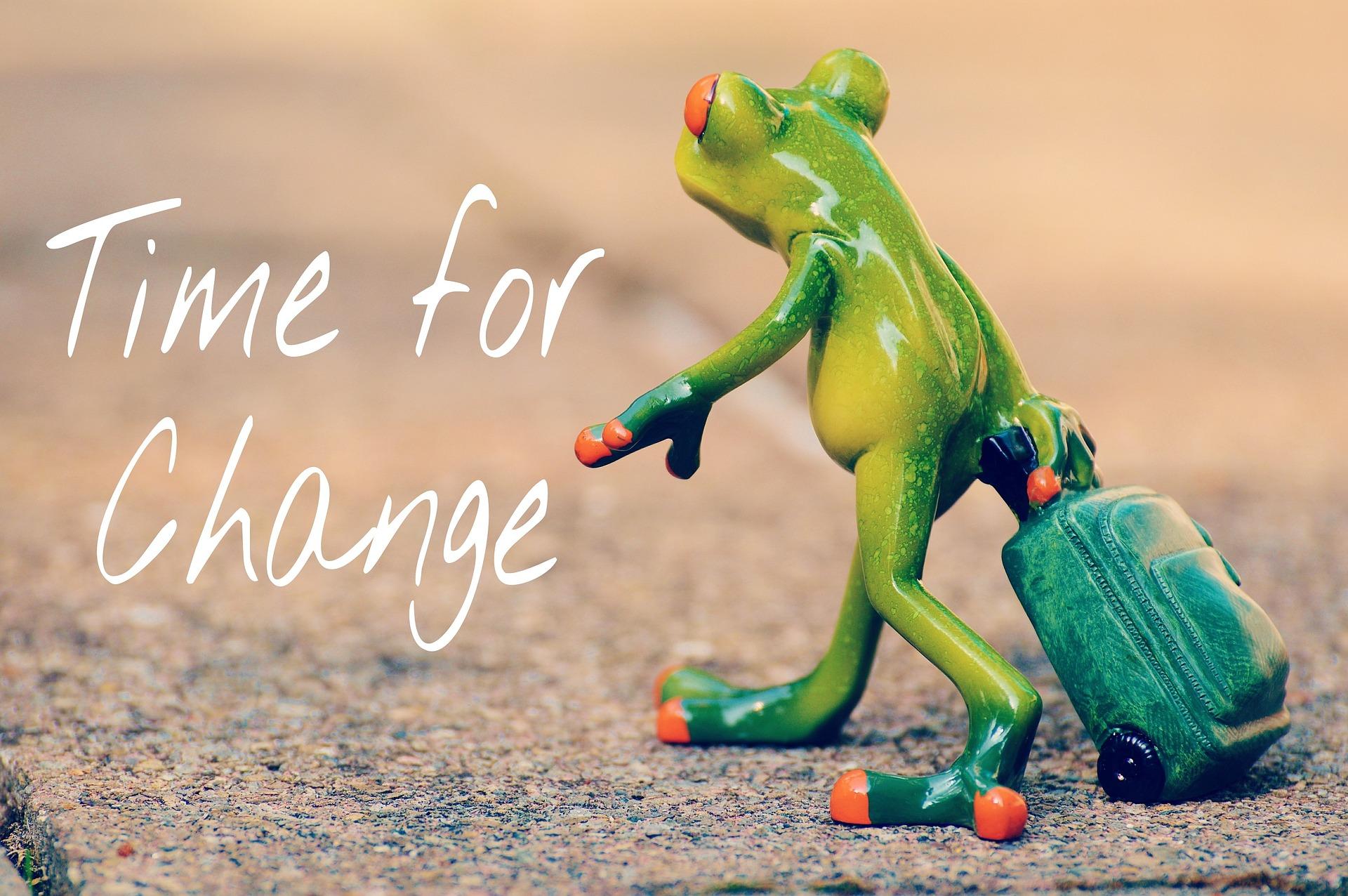 Time For Change – Online Alexander Technique Lessons